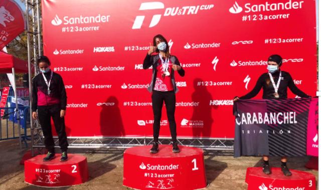 Campeonato de Madrid Duatlón Short