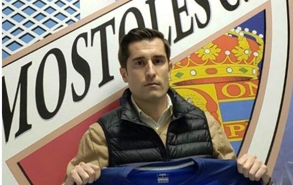 Jesús Lucas nuevo entrenador del Mostoles CF