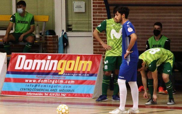 El División de Honor de Jorge de la Cruz, cae ante un grande Inter Movistar (2-3)