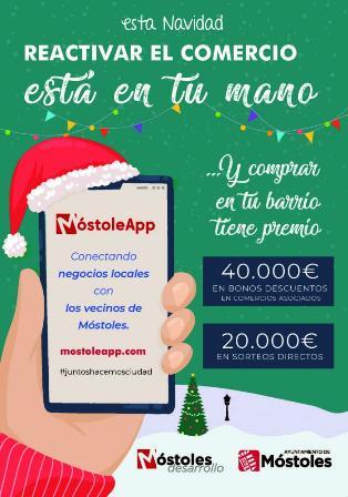 """""""Esta Navidad, reactivar el comercio está en tu mano"""""""