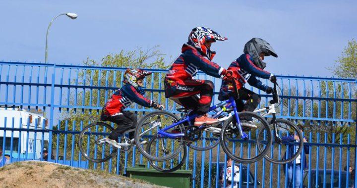 El Club Activo BMX Móstoles, sigue pedaleando contra el COVID19