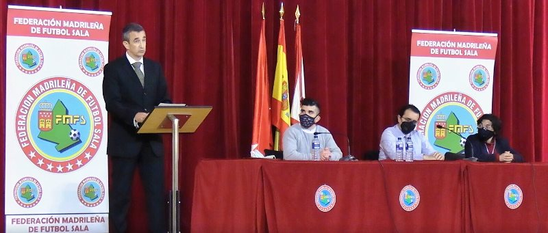 Roberto Gracia, proclamado presidente de FEMAFUSA