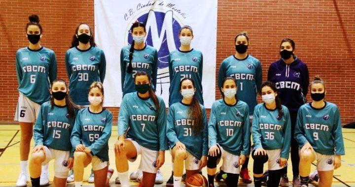 El CB Ciudad de Móstoles, se impuso al Valencia Basket B por 73 a 64