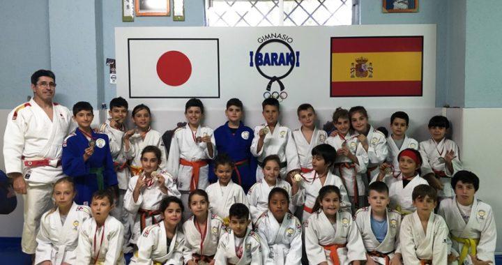 Club Judo Ibaraki de Móstoles