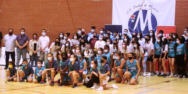CLUB BALONCESTO CIUDAD DE MÓSTOLES SUB 22 CAMPEÓN