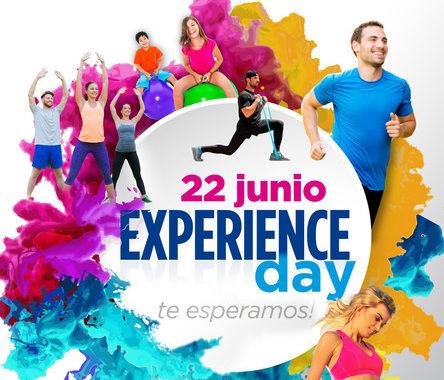 22 junio EXPERIENCE day