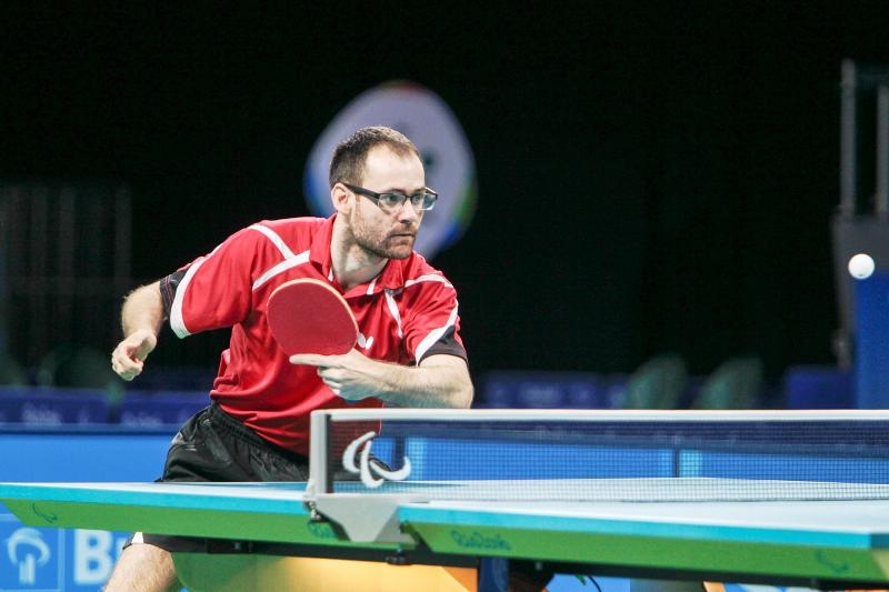 El mostoleño Eduardo Cuesta (CTM Móstoles) disputará los juegos Paralímpicos de Tokio