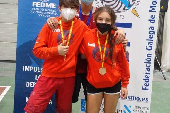 Exitoso Campeonato de España Individual y Selecciones Autonómicas de Escalada en Edad Escolar