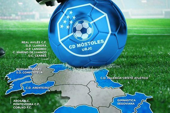 Nueva temporada del C. D. MÓSTOLES URJC  2021/22