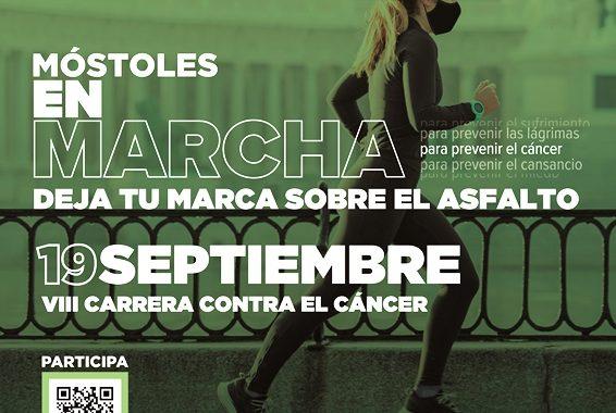 VIII CARRERA CONTRA EL CANCER